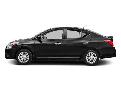 2016 Nissan Versa 1.6 S (Super Black)