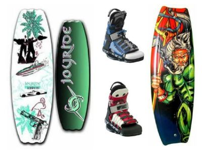 Water - Summer - Winter - Sports Gear Wakeboard Package 50-80% OFF