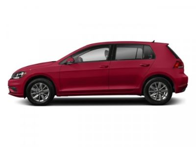 2018 Volkswagen Golf SE (Tornado Red)