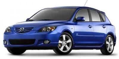 2004 Mazda Mazda3 s (Velocity Red Mica)