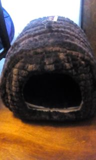 WHISKER CITY CAT BED (relist)