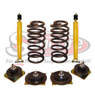 Sell Rear Suspension Air Bag to Coil Spring Conversion with Shocks Kit motorcycle in Pompano Beach, Florida, US, for US $239.00