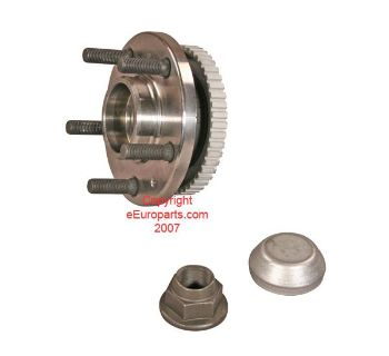 Buy NEW Genuine Volvo Wheel Bearing - Front 271905 motorcycle in Windsor, Connecticut, US, for US $162.06
