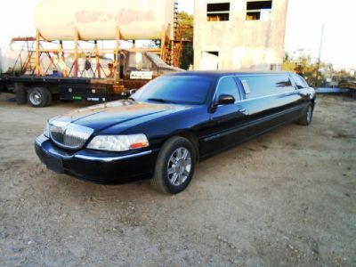"2007 Lincoln Town Car 120"" Limousine RTR#7061299-02"