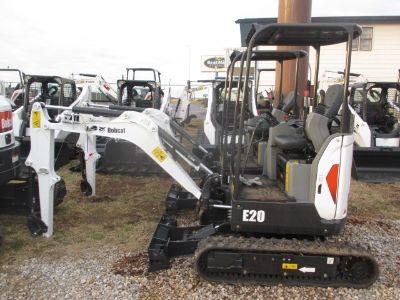 2019 Bobcat E20 Mini Excavator