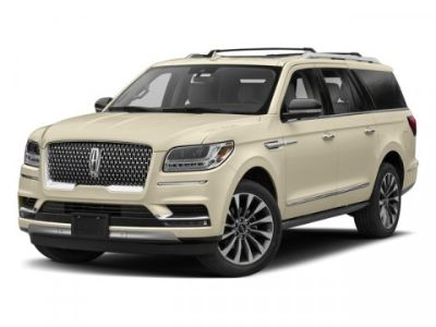 2018 Lincoln Navigator L Reserve (White Platinum)