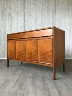 Mid Century Parallel Credenza by Drexel