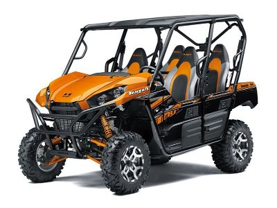 2019 Kawasaki Teryx4 LE Side x Side Utility Vehicles O Fallon, IL
