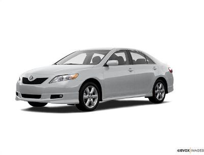Used 2007 Toyota Camry 4dr Sdn I4 Auto