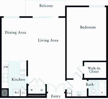 1 bedroom in Marina del Rey
