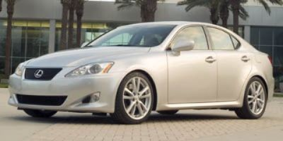 2006 Lexus IS 350 Base (Gray)