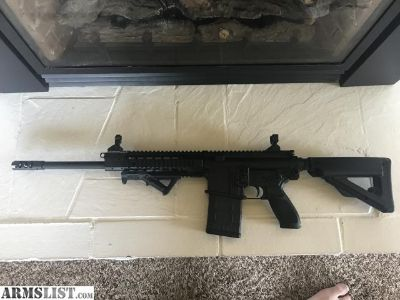 For Sale/Trade: Sig 716 Patrol