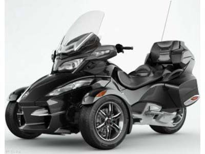 2010 Can-Am Spyder RT-S SE5 3 Wheel Motorcycle Motorcycles Castaic, CA