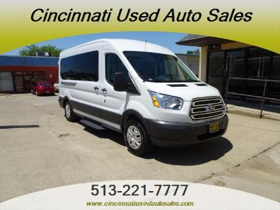 2017 Ford Transit Connect 350 XLT (Oxford White)