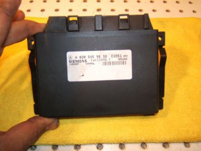 Buy Mercedes W210,W202 SIEMENS Auto Transmission Controller 1 Computer,A0205459632 motorcycle in Roseville, California, United States, for US $395.00