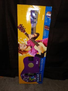 Acoustic Guitar Learning System