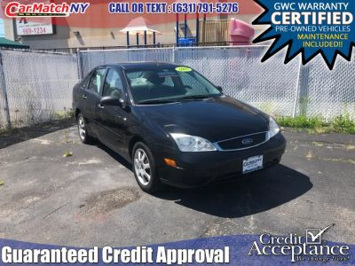 2005 Ford Focus ZX4 S (Black)