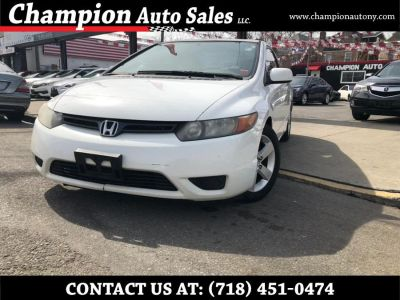 2008 Honda Civic EX (Taffeta White)