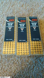 For Sale/Trade: CCI Mini-Mags .22 lr