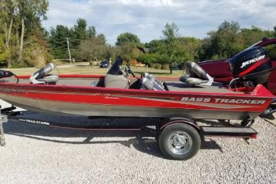2006 Bass Tracker Pro Team 175 Special Edition