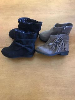 Size 5 Toddler Boot Lot
