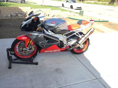 2007 Aprilia RSV 1000