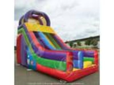 18 ft Wacky Slide Inflatable For Rent Brewster New York for Rent