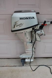Purchase 2006 9.9 HP HONDA OUTBOARD 4-STROKE Electric Start Long Shaft motorcycle in Nokomis, Florida, US, for US $1,650.00