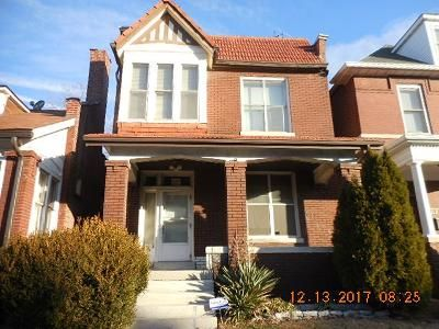 2 Bed 1.0 Bath Foreclosure Property in Saint Louis, MO 63118 - Magnolia Ave