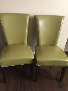 Large dining room chairs project