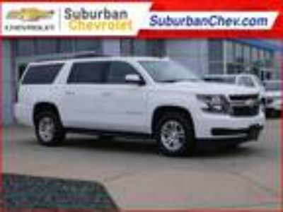 used 2018 Chevrolet Suburban for sale.