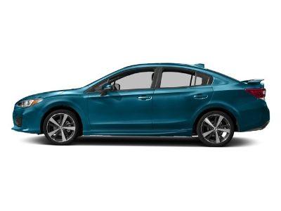 2018 Subaru Impreza Sport (Island Blue Pearl)
