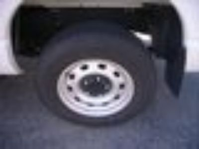 Set if 4 17inch steel Rims