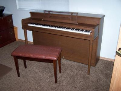 $650 OBO Wellington Piano and Piano Bench