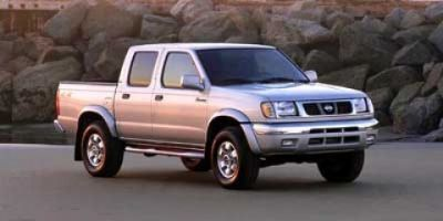 2000 Nissan Frontier XE (Charcoal Mist Metallic)