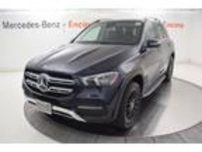 Used 2020 Mercedes-Benz GLE Lunar Blue Metallic, 1.26K miles