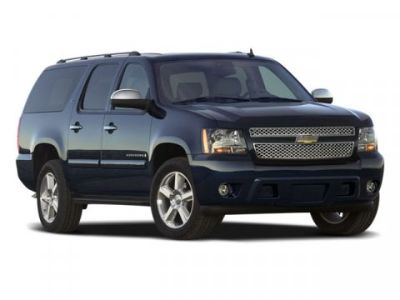 2008 Chevrolet Suburban LS 1500 (Summit White)