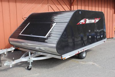 2016 Triton Trailers XT11-101 SQ Trail/Touring Sport Utility Trailers Pittsfield, MA