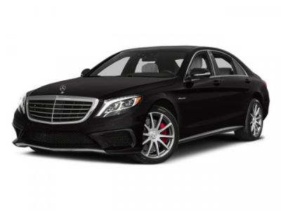 2015 Mercedes-Benz S-Class S63 AMG 4MATIC (ANTHRACITE BLUE)