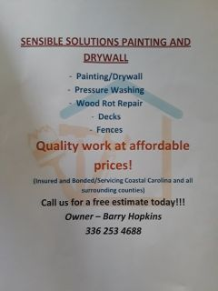 Home Repairs and Renovations