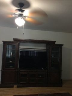 **Price Reduction** Northshore TV Entertainment Center