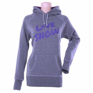 Find YAMAHA WOMENS DIVAS SNOWGEAR LOVE SNOW PULLOVER HOODY PURPLE LARGE motorcycle in Maumee, Ohio, United States, for US $48.99