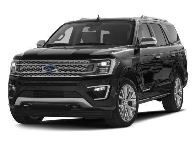 2018 Ford Expedition Platinum 4WD (Shdw Blk)