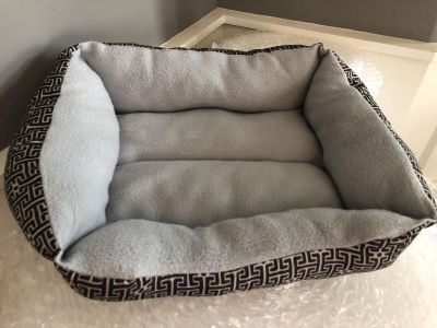 Puppy bed used 2days been washed
