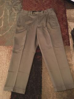 Savane 38x29 tan dress pants - ppu (near old chemstrand & 29) or PU @ the Marcus Pointe Thrift Store (on W st)