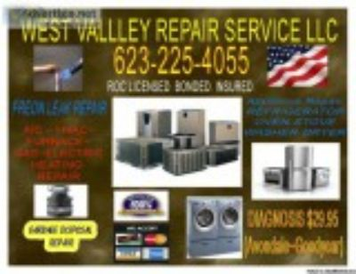 Air Conditioning and Furnace REPAIR SERVICE