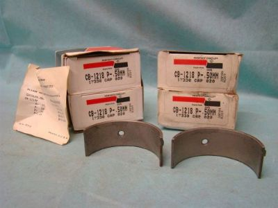 Sell Toyota 1591 1707 1858 1968 2189 Pickup Corona Hilux Rod Bearing Set 020 1968-72 motorcycle in Vinton, Virginia, United States, for US $40.00