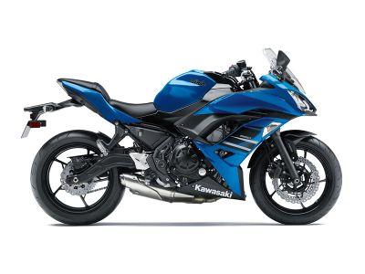 2018 Kawasaki Ninja 650 ABS Sport Motorcycles Hayward, CA