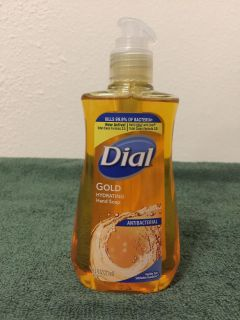 Dial Hand Soap - Gold 7.5oz