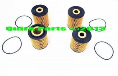 Sell OEM NEW VW Volkswagen Engine Oil Filters Set Of 4 021115562A 021-115-562-A motorcycle in Braintree, Massachusetts, United States, for US $54.95
